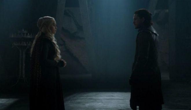 Game of Thrones: Τα κρυφά μηνύματα του Jon Snow στην Daenerys