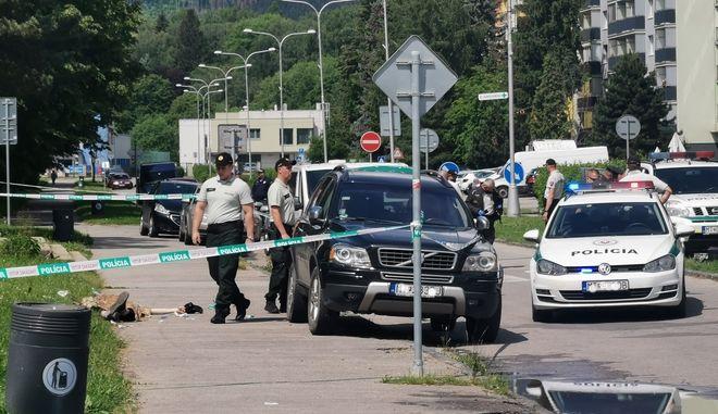Επίθεση σε σχολείο της Σλοβακίας.
