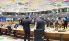 Έκτακτη σύνοδος κορυφής Αρχηγών κρατών και Κυνερνήσεων της Ευρωπαϊκής Ένωσης, Πέμπτη 1 Οκτωβρίου 2020   (EUROKINISSI / POOL PHOTO EUROPEAN UNION )