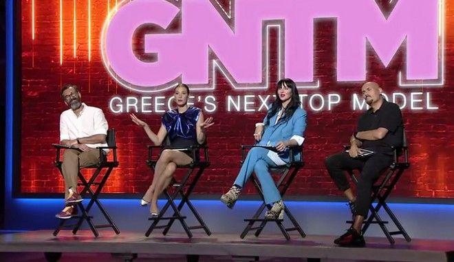 Οι κριτές του GNTM 4