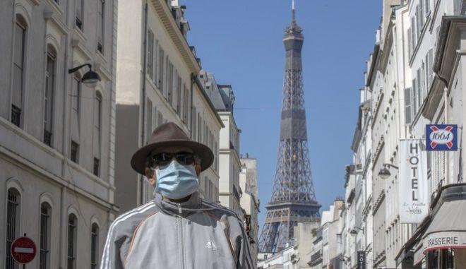 Κορονοϊός στη Γαλλία