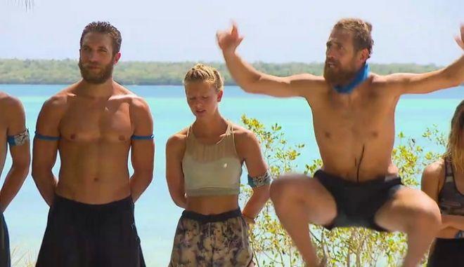 "Survivor 4: Απίστευτος καυγάς μεταξύ Αλέξη και Κώστα για τον ""καλύτερο του νησιού"" Τριαντάφυλλο"