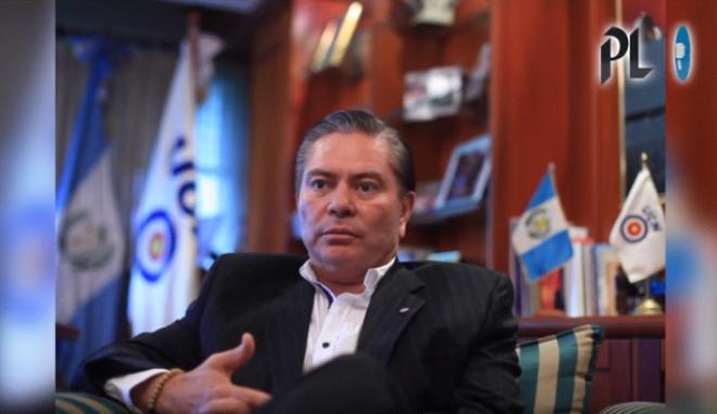 Ο πρώην υποψήφιος για την προεδρία της Γουατεμάλας, Μάριο Εστράδα