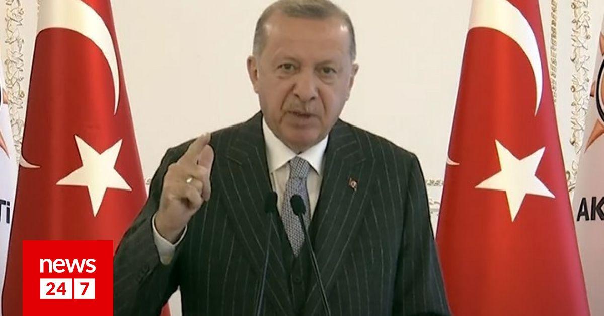Προκλητικό σόου Ερντογάν στα κατεχόμενα με πικ νικ στα Βαρώσια: 'Οι Τουρκοκύπριοι ήταν τα θύματα' – Κόσμος
