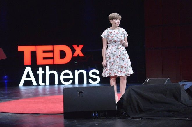 Μόνο το TEDxAthens θα μπορούσε να κάνει sold out το συνηθισμένο