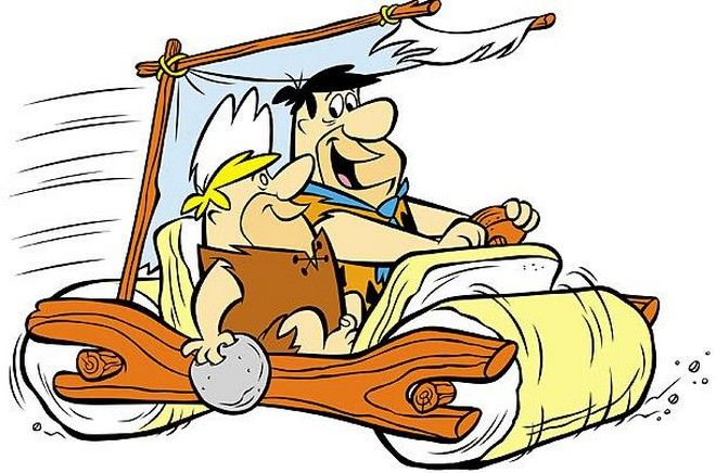 Ο Σουλτάνος αγόρασε ένα αυτοκίνητο των Φλίνστοουν