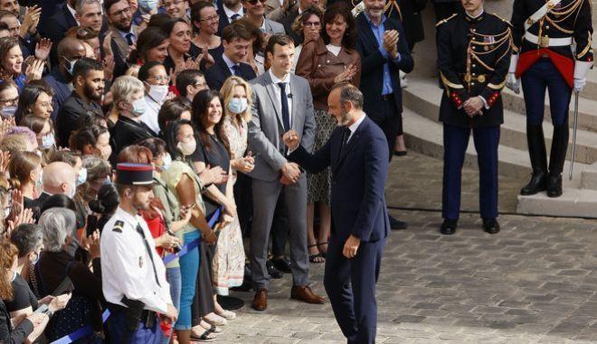 Γαλλία: Μετά την παραίτηση... μπελάδες για τον Φιλίπ - Προκαταρκτική έρευνα σε βάρος του