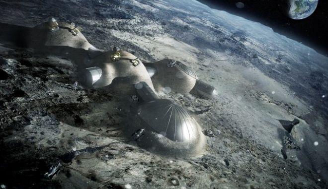 Εκατό άνθρωποι θα ζουν στο φεγγάρι το 2040