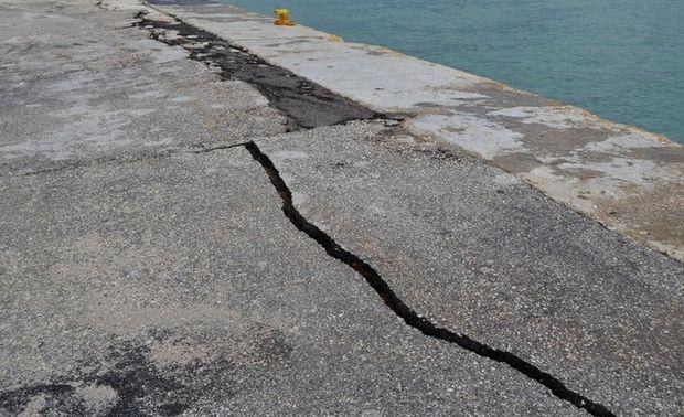 Οδοιπορικό στις κατεστραμμένες περιοχές της Κεφαλλονιάς