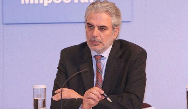 Στυλιανίδης: Αν δεν υπάρξει τελική συμφωνία, δεν θα αποτραπεί η άτακτη χρεοκοπία
