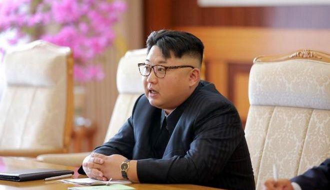 Κυρώσεις των ΗΠΑ κατά του Κιμ Γιονγκ Ουν