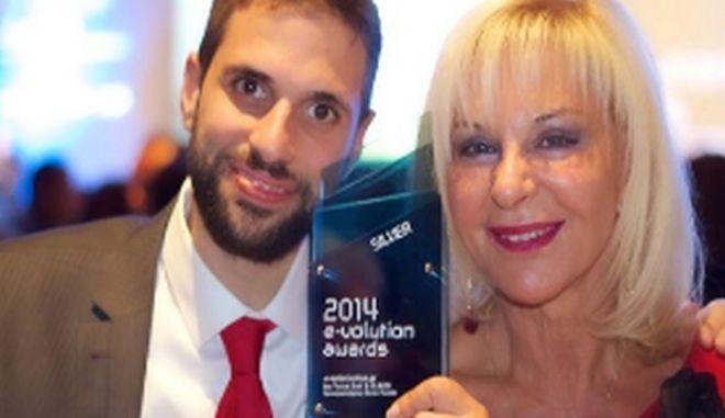 Ε-volution awards 2014 : Βραβεύτηκε το e-satisfaction, το νέο δημιούργημα Focus Bari & Sleed