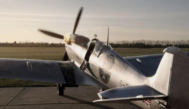 The Longest Flight: Η μεγαλύτερη πτήση γύρω από τον κόσμο με Spitfire