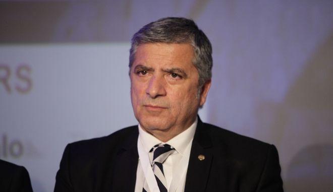 Ο πρόεδρος του ΙΣΑ, Γιώργος Πατούλης