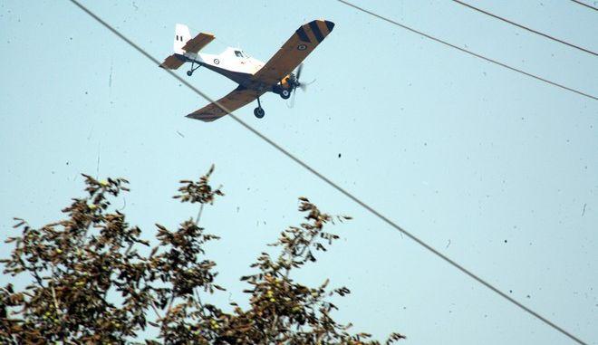 Πυροσβεστικό αεροσκάφος - φωτογραφία αρχείου