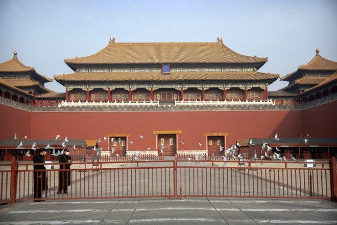 Απαγορευμένη Πόλη, Πεκίνο