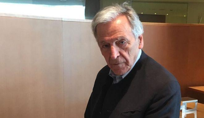Ο σκηνοθέτης Κώστας Γαβράς