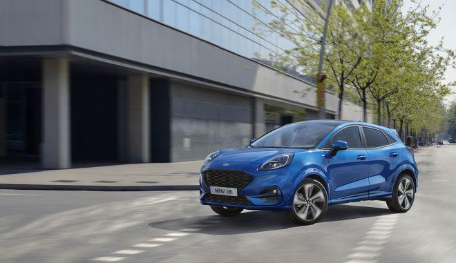 Ford Puma: έρχεται για να πρωταγωνιστήσει
