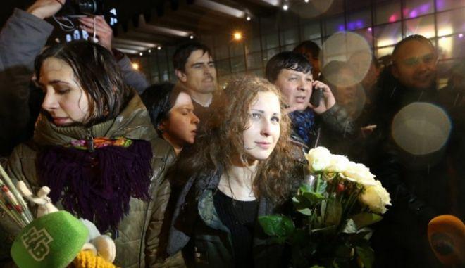 Pussy Riot: Θα συντρίψουμε τον Πούτιν