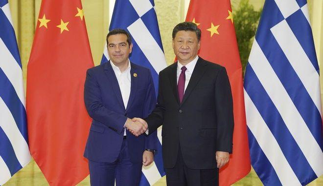 Υπεγράφη το νέο τριετές Πλαίσιο Συνεργασίας Ελλάδας - Κίνας