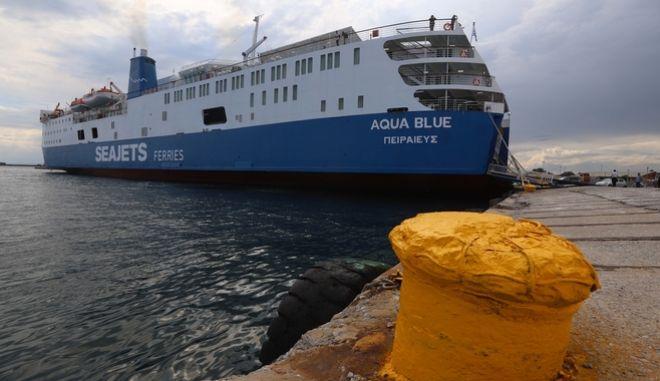 Πλοία: Απαγορευτικό σε δρομολόγια Πειραιά, Ραφήνας και Λαυρίου λόγω των ισχυρών ανέμων