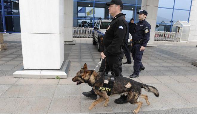 """Μέτρα ασφαλείας στο αεροδρόμιο """"Ελεθέριος Βενιζέλος"""""""