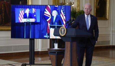 AUKUS: Στην αντεπίθεση η Γαλλία - Ανακαλεί τους πρεσβευτές της σε ΗΠΑ και Αυστραλία