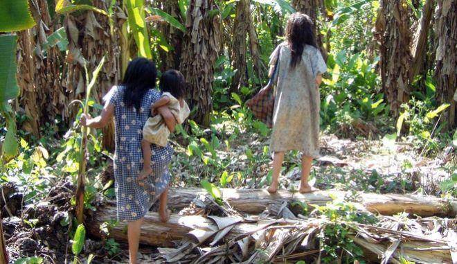 'Πρωταθλήτρια' στην καρδιαγγειακή υγεία μια φυλή του Αμαζονίου