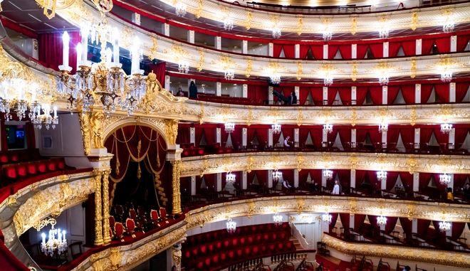 Ρωσία: Χορευτής του Θεάτρου Μπαλσόι σκοτώθηκε επί σκηνής από πτώση σκηνικού