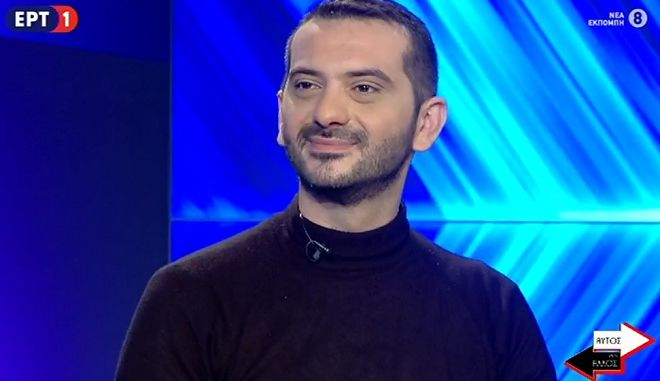 """Ο Λεωνίδας Κουτσόπουλος στην εκπομπή """"Αυτός και ο άλλος"""""""