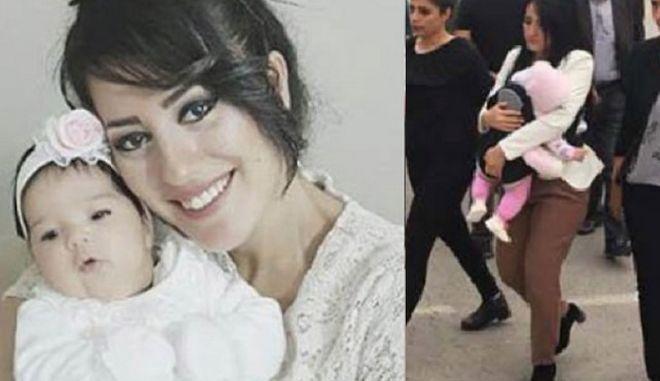 Τουρκία: Tην φυλάκισαν για δηλώσεις της μαζί με το 6 μηνών μωρό της