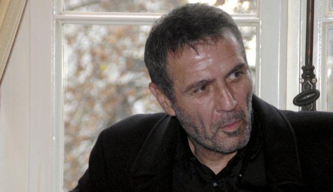 Ο ηθοποιός Νίκος Σεργιανόπουλος