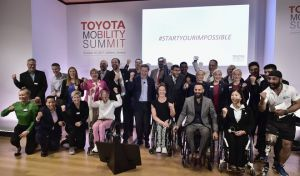 'Start Your Impossible': Πρωτοβουλία της Toyota για ίσες ευκαιρίες