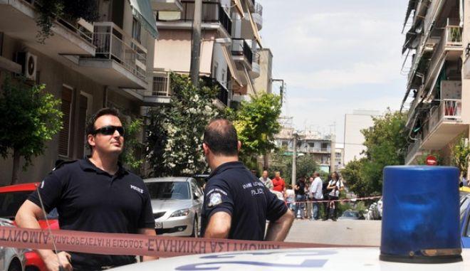 ΑΘΗΝΑ-επιχείρηση της Αντιτρομοκρατικής σε διαμέρισμα στον Ν. Κόσμο, που σχετίζεται με τους ληστές του Διστόμου.(Eurokinissi-ΜΠΟΛΑΡΗ ΤΑΤΙΑΝΑ)