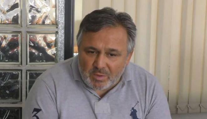 Ο Κλεάνθης Μανδαλιανός