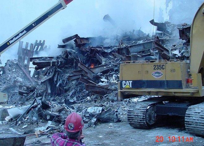 Ντοκουμέντο: Νέες, αδημοσίευτες μέχρι σήμερα φωτογραφίες από την 11η Σεπτεμβρίου