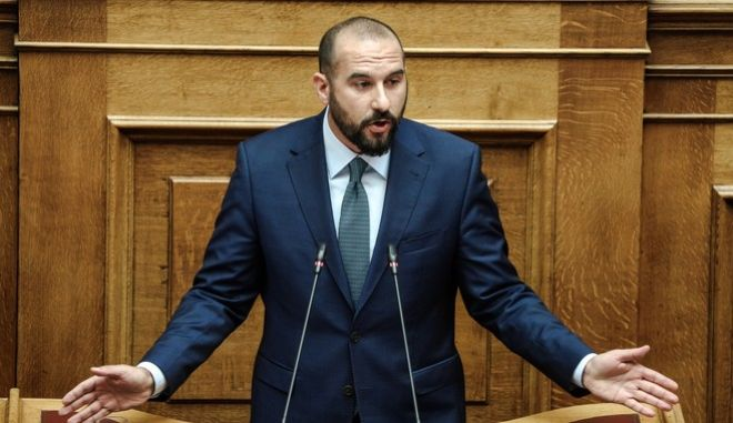 Δ. Τζανακόπουλος