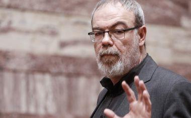 Ο βουλευτής του ΣΥΡΙΖΑ, Γιώργος Κυρίτσης