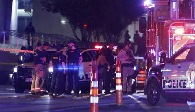 Έρευνα της αστυνομίας στο Λας Βέγκας