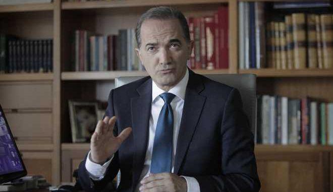 Ο πρώην αναπληρωτής υπουργός Υγείας, Μάριος Σαλμάς