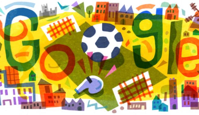 EURO 2020: Η Google γιορτάζει την έναρξη του πρωταθλήματος με ένα Doodle