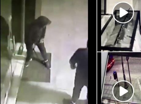d67e1cf8469a Βίντεο ντοκουμέντο από διάρρηξη καταστήματος ρούχων στο Ωραιόκαστρο ...