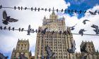 Το ρωσικό υπουργείο Εξωτερικών στη Μόσχα