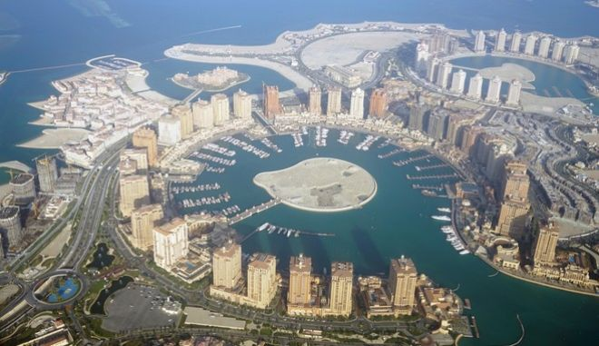 Η πολιορκία του Κατάρ
