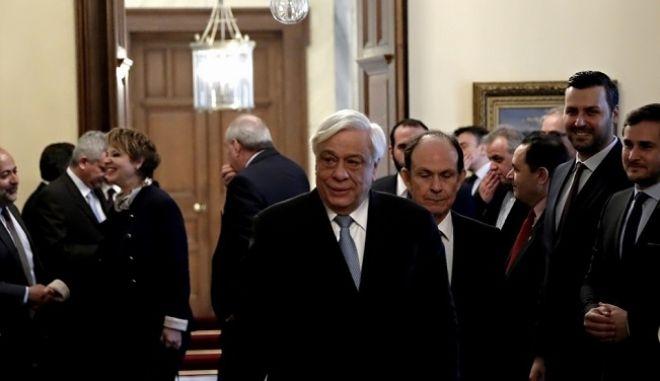 Ανθρωπισμό, αλληλεγγύη και δικαιοσύνη ζήτησε από τους εταίρους ο Παυλόπουλος
