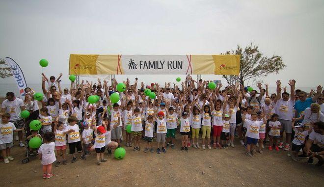 5ο Family Run: Ένας Αγώνας, οικογενειακή Υπόθεση!