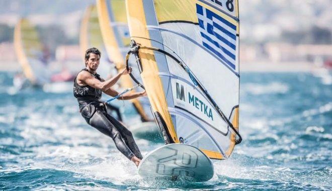 Η ΜΕΤΚΑ χορηγός των Ελλήνων πρωταθλητών ιστιοπλοΐας με φόντο την Ολυμπιάδα του Ρίο 2016