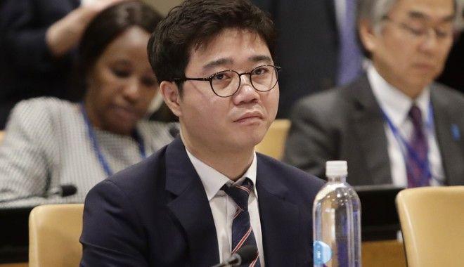 Ο Τζι Σεόνγκ Χο