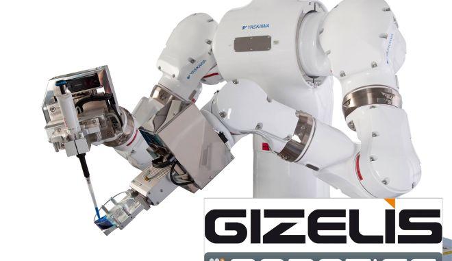 Η Gizelis Robotics δίνει τον παλμό του βιομηχανικού smart factory με ρομποτική τεχνολογία στο πρώτο 4G/LTE Campus Network στην Ελλάδα
