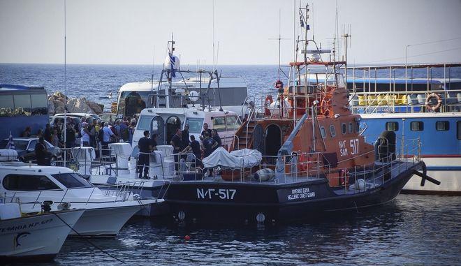 Εντοπισμός ιστιοφόρου σκάφους με πρόσφυγες και μετανάστες (φωτογραφία αρχείου)
